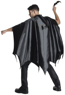 Adult Deluxe Satin Batman Cape