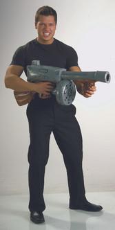 Inflatable Machine Gun