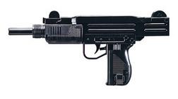 Play Uzi Machine Gun