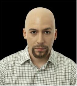 Deluxe Bald Cap FX
