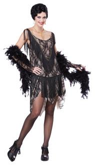 20s Gatsby Gal Fringe Flapper Costume