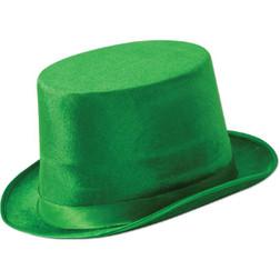 Green Felt Top Hat