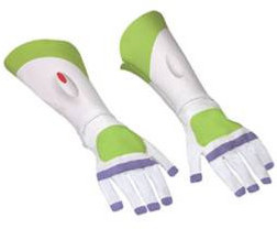 Buzz Lightyear Toy Story Gloves