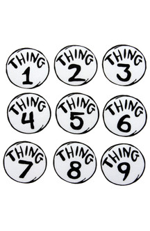Thing 1 - 9 Patch Set