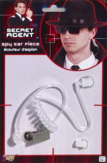 Secret Agent Spy Ear Piece