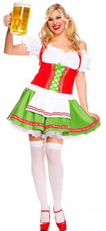 Oktoberfest Darling Costume - Plus Size