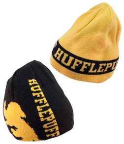 Reversible Hufflepuff Harry Potter Beanie