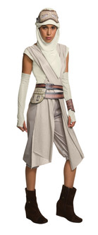 Star Wars Adult Rey Hood Mask The Force Awakens
