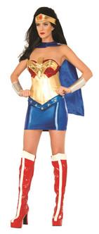 Wonder Woman Classic Designer Corset Costume