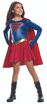 Supergirl The Series Children's Costume