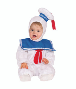 Toddler's Stay Puft Marshmallow Man Ghostbusters Costume