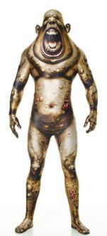 Boil Monster Creepy Morphsuit Costume