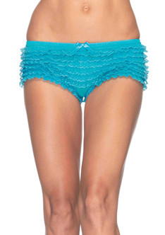 Ruffle Shorts in 5 Colours