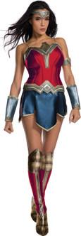 Adult Secret Wishes Wonder Woman Costume