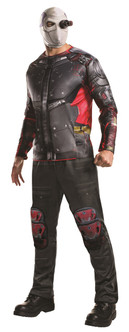 Deluxe Deadshot Suicide Squad Mens Costume
