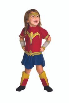 Toddler's Wonder Woman EZ-On Romper Costume