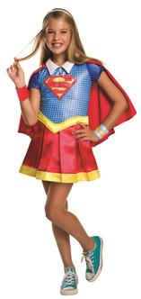 Supergirl DC Superhero Girls Kids Costume