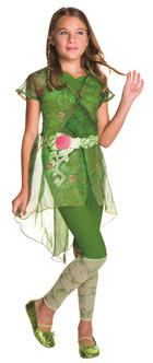 Poison Ivy DC Superhero Girls Kids Costume