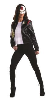 Ladies Katana Suicide Squad Costume Kit