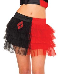 Adult Harley Quinn Tutu Skirt