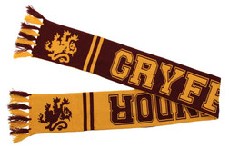 Gryffindor Reverse Knit Scarf