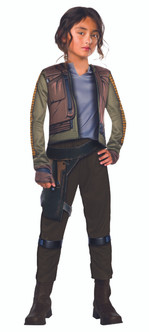 Girls Jyn Erso Star Wars Rogue One Costume