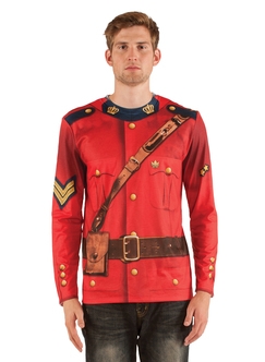 Canadian Mountie RCMP Shirt