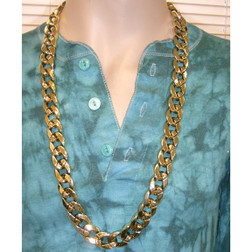 """36"""" Thick Gold Chain"""