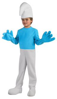 Kids Deluxe Smurf: The Lost Village Costume