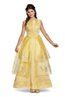 Belle Ball Gown Beauty and the Beast Live-Action Movie Costume - Plus Size