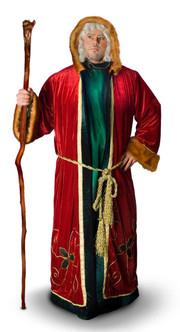 Old World Santa Costume