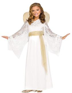 Kids Angelic Miss Angel Costume