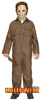 Teen Michael Myers Halloween Deluxe Costume