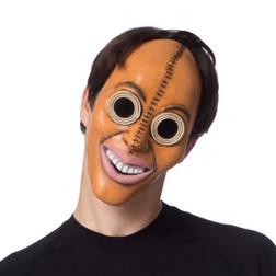 Eradicate Leather-Like Stitched Mask