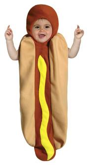 Infant's Hot Dog Bunting Costume