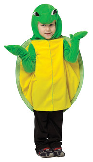 Toddler's Turtle Costume