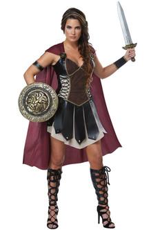 Women's Glorious Gladiator Costume