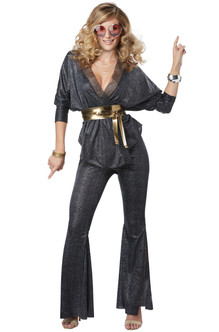 Ladies Disco Dazzler Costume