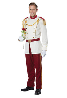 Mens Royal Storybook Prince Costume