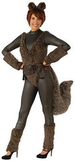 Prestige Ladies Marvel Squirrel Girl Costume