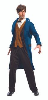 Deluxe Newt Scamander Fantastic Beast Mens Costume