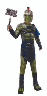 Kids War Hulk Ragnarok Deluxe Costume