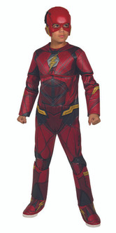 Deluxe Flash Justice League Kids Costume