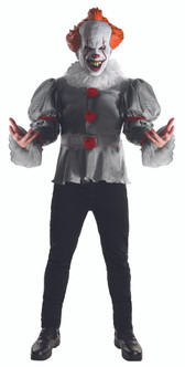 Deluxe Pennywise IT Movie 2017 Costume