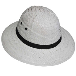 British Safari Pith Helmet Hat