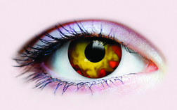 Walking Dead Zombie Colored Contacts
