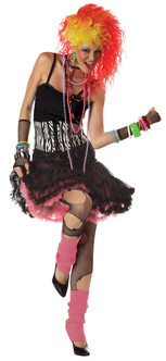 80s Party Girl Costume