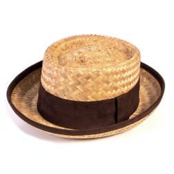 Skimmer Straw Hat