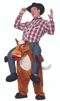 Ride Along Ride-A-Horse Adult Costume