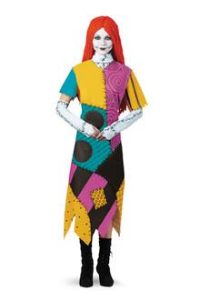 Ladies Nightmare Before Christmas Sally Costume